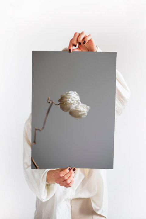 minimalistický plakát